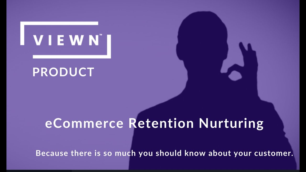 PRODUCT VIDEO: eCommerce subscription nurturing