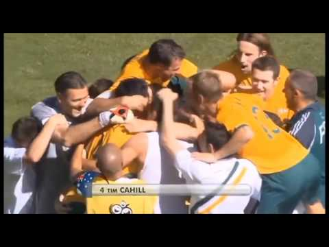 Socceroos Vs. Japan 2006 WC HD SBS Commentary