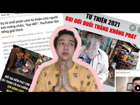 Thắm Liệu Su Su bức xúc vì youtuber làm từ thiện mà xem thường người khác