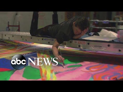 Jim Carrey showcases his art in new documentary