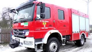 NA SYGNALE: Pożar w Bilwinkach
