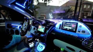 Peugeot 206 maxy tuning.AVI