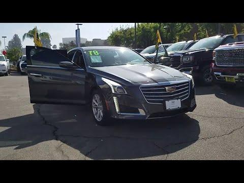 2018 Cadillac CTS Sedan Los Angeles, Woodland Hills, Beverly Hills, Thousand Oaks, Van Nuys , CA 380