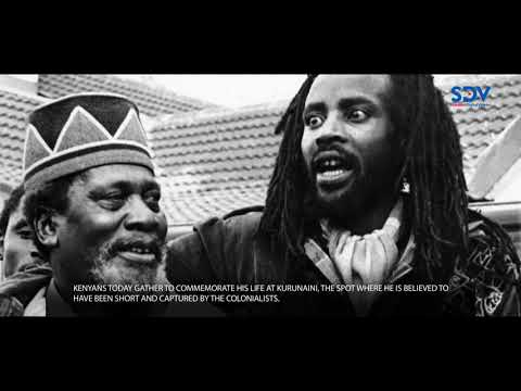 THE FORGOTTEN PAST: Dedan Kimathi,freedom fighter forgotten at Kamiti Maximum Prison