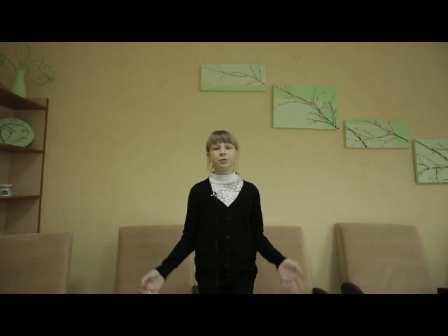 Мария Учаева читает произведение «Густой зеленый ельник у дороги» (Бунин Иван Алексеевич)