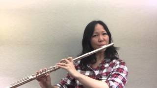 Dearest By 浜崎あゆみ Ayumi Hamasaki, Also From 犬夜叉 InuYasha, Flute Solo Anime Cover