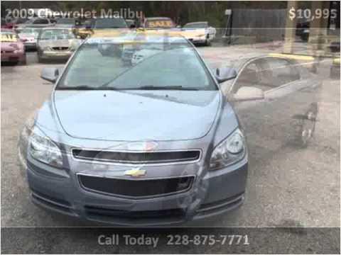 2009 Chevrolet Malibu Used Cars Ocean Springs MS
