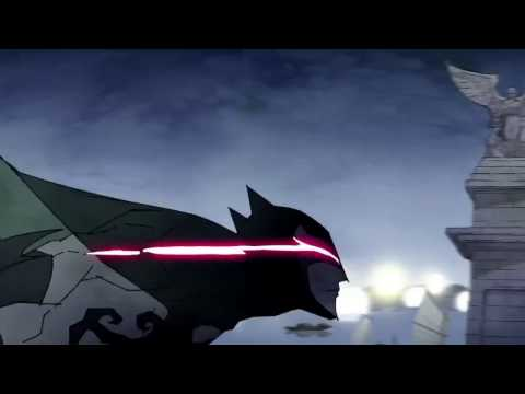 Who's The (Bat)Man - Batman music video