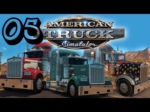 Besuch beim Truck-Dealer ✪ American Truck Simulator #5