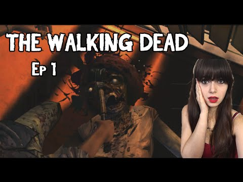 THE WALKING DEAD | Ep 1 | Pt 1