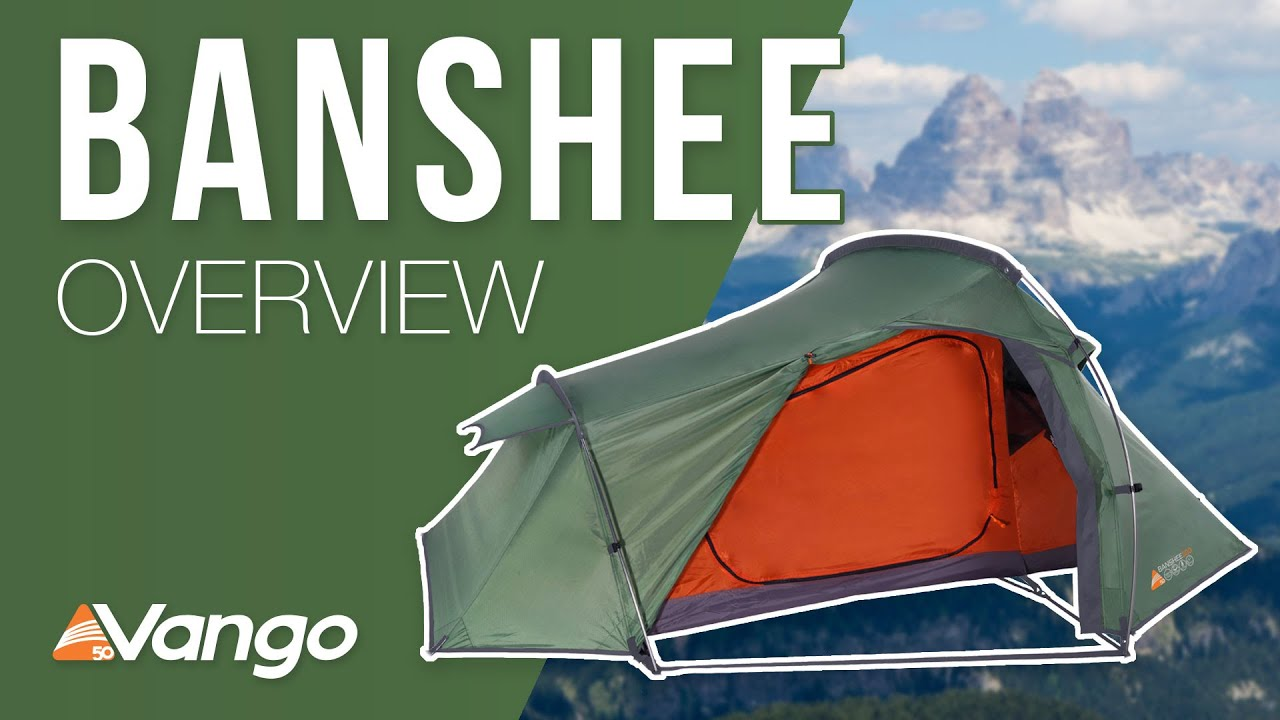 & Vango Tech - Banshee Tent filmed 2015 - YouTube