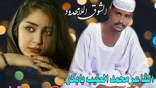 الشاعر محمد الطيب بابكر/والشوق اللامحدود