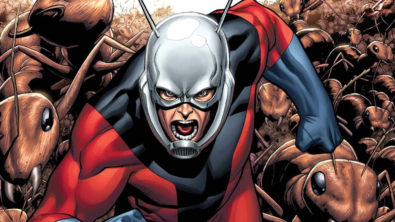 Ant-Man Gets Release Date! - YouTube