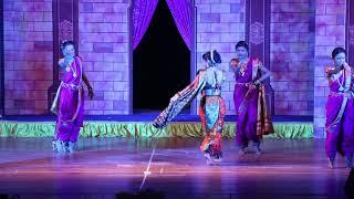कवडसा माय मराठी चा लोक नृत्याची सांस्कृतिक कलाकृति(8)