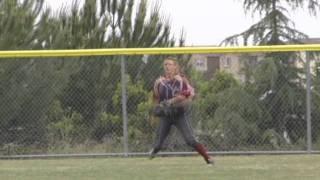 Nicole Robinson Hitting / Fielding