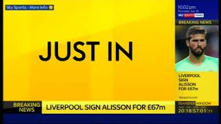 alisson signs with liverpool