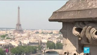 Tourism in Paris thrives once again!