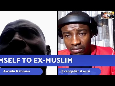 EX-MUSLIM; EX-CONVICT: EX ARMED ROBBER AND EX-DRUG ADDICT ST