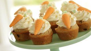 Beth's Carrot Cake Cupcake Recipe