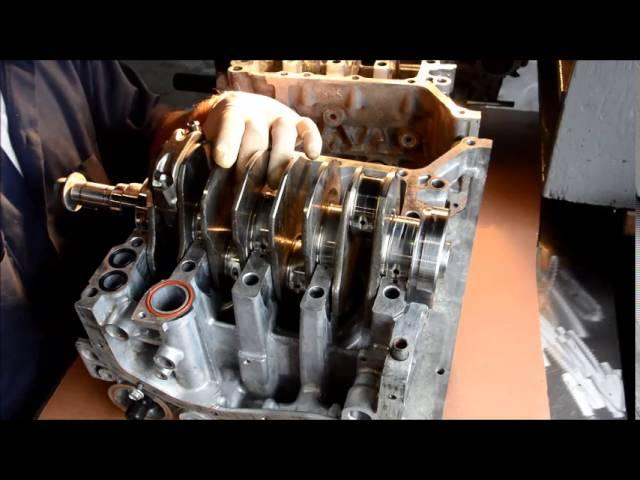 Subaru 2.5 engine rebuild.