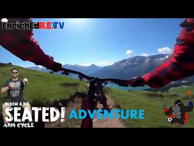 Digital A.P.E.: SEATED! S2E1 Adventure - Mountain Bike