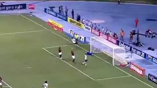Lances e gols de Vasco 2 x 1 Flamengo - Taça Guanabara 22/02/2012