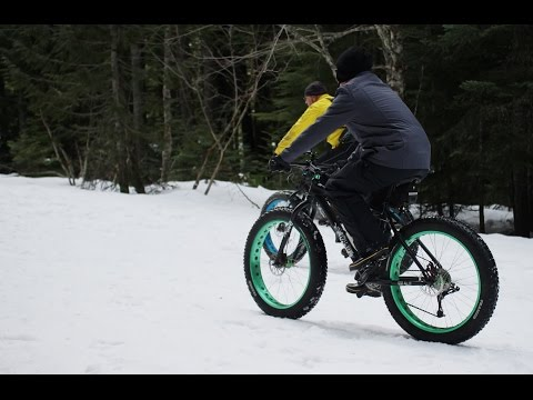 The Bike Concierge Fat Tire Biking In Oregon's Mt. Hood Territory
