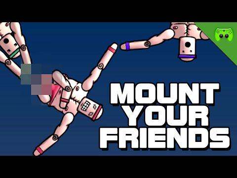 Mount Your Friends