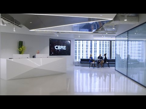 CBRE Workplace Transformation: Come see our new Canadian HQ