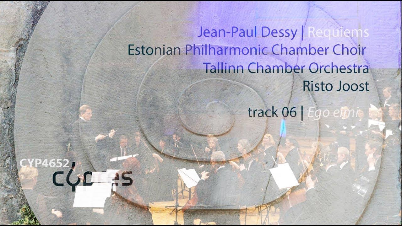 Requiems | Jean-Paul Dessy | Ego Eimi