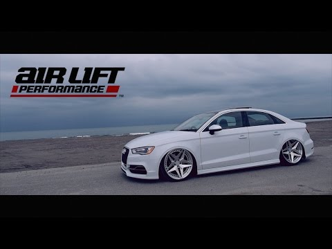 Air Lift Performance Japan Dealers | Audi S3 Sedan