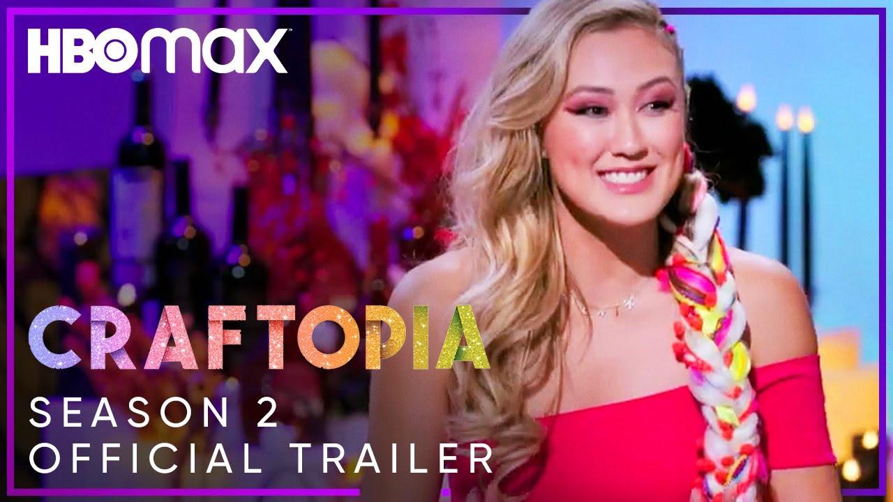 Craftopia | Season 2 Official Trailer | HBO Max - YouTube