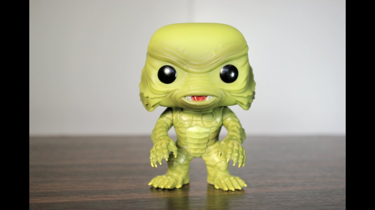 Creature From The Black Lagoon Funko Pop Review Youtube