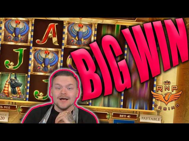 Big Win on Book Of Dead Slot - Casino Stream Big Wins
