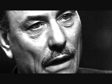 Enoch Powell - Britain in the EU (1976)
