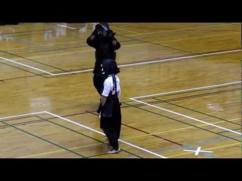 異種試合剣道vsなぎなた - Kendō vs. Naginata