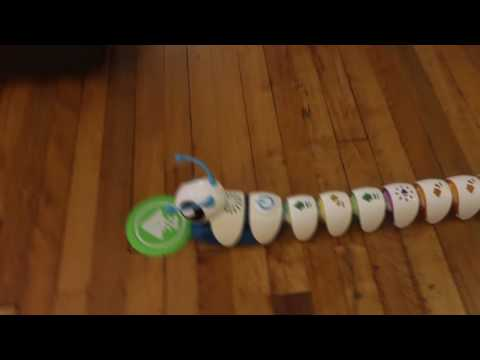 Fisher Price Code A Pillar Blogger Review