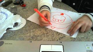 how to draw a grafitie cholo