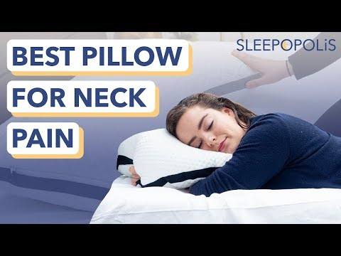 The 6 Best Pillows for Neck Pain Better Spinal Alignment for More Comfort!