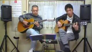 The Water is Wide(Cover) 第3段 へへへ・・・