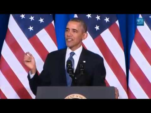 Obama To End Mass Collection Of US Phone Data - Full Speech