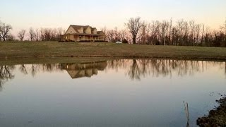 Kentucky Horse Farm homes and Land for sale, pond, Danville, KY Boyle County Real Estate