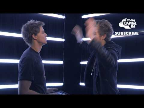 5SOS Face To Face: Ashton Vs. Luke - 5 Second Challenge