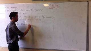 Induction: Series & Algebraic Identities (2 of 4)