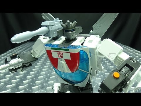 MP-20+ Masterpiece WHEELJACK: EmGo's Transformers Reviews N' Stuff