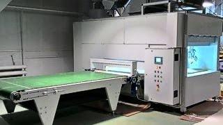 Автоматический покрасочный станок с поперечной кареткой ЛАРГО-1300/2(, 2016-12-11T16:13:42.000Z)