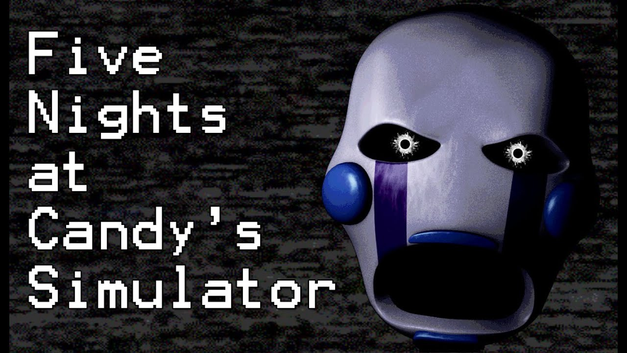 Five Nights at Candy's Simulator    TEAMING UP WITH CANDY ...