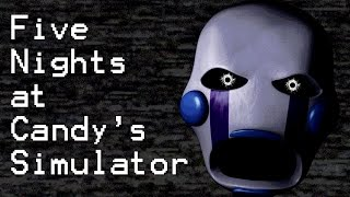 Five Nights at Candy's Simulator || TEAMING UP WITH CANDY AND FRIENDS!!! thumbnail