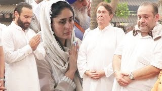 Full Video: Full Kapoor Family Break Down At Krishna Raj Kapoor's Last Rites