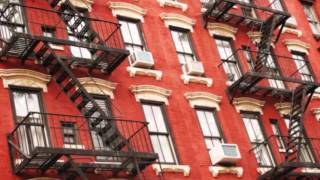 Просто турист. Нью-Йорк. Пожарные лестницы. Мусор(, 2016-01-05T11:49:37.000Z)